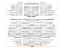 Balcony Left Section Tickets - Excel Dance Studios