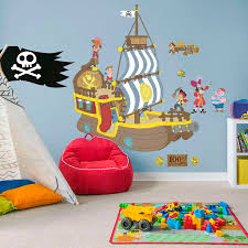 100 Pirate Ship Design Jake And The Neverland S Bucky The Huge Officially Licensed Disney Removable Wall Decal