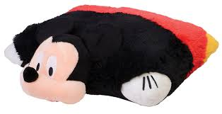 Mickey Mouse Bathroom Accessories Uk by Pillow Pets Mickey Mouse Amazon Co Uk Toys U0026 Games