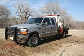 100 Feed Truck Ford F350 Diesel 4x4