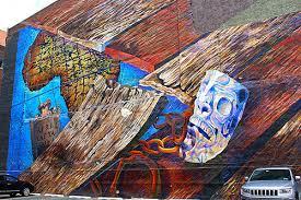 Philly Mural Arts Map by Graffiti Street Art Philadelphia Heart Of A Vagabond