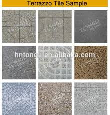 terrazzo tile machine made in china view terrazzo tile machine