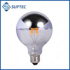 4w 6w 8w 10w e27 2700k led half mirror light bulb buy half