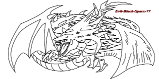 Special Yugioh Coloring Pages To Print 29