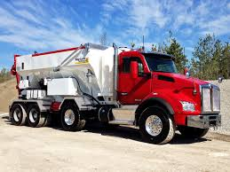 100 Cement Truck Capacity Volumetric Concrete Mixer BayLynx Manufacturing