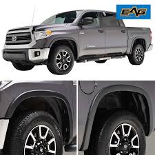 100 Wheel Flares For Trucks Amazoncom EAG 1417 Toyota Tundra Fender Satin Black