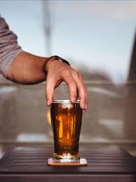 Kentucky Pumpkin Barrel Ale Glass by Stout U0027s Growlers