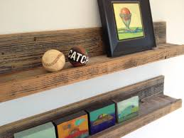 Image Of Diy Barn Wood Shelves Style Design