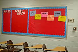Decoration Organization For The High School Classroom Teaching