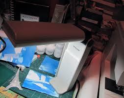 Ott Light Floor Lamp Michaels by 9 Ottlite Floor Lamp Michaels Ottlite 15w Telescoping Lamp
