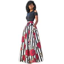 online get cheap maxi dress roses plus size aliexpress com