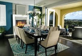 Dark Dining Room Table Area Rugs For Hardwood Floors Oak