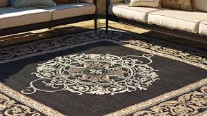 Decorating Appealing Tar Outdoor Rugs Cozy Lowes Wood