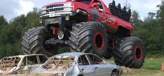 Awesome Monster Truck Experience, Monster Trucks, Off Road Driving ...