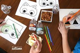 10 Halloween Activities For Kids Crafts DIY