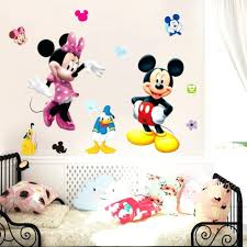Minnie Mouse Bedroom Decor Canada 96 Amazing Aliexpresscom Buy Hot Mickey Wall Sticker