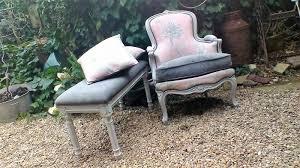 relooking fauteuil louis xv relooking fauteuil bergère style cagne chic grain de folie