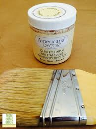 Americana Decor Chalky Finish Paint Colors by Front Door Update With Chalk Paint