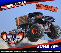 100 Truck Mania Mansfield Speedway On Twitter TICKETS ON SALE NOW Monster