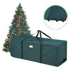 Trees Storage Bag Premium Green Rolling Tree Target Xmas Argos