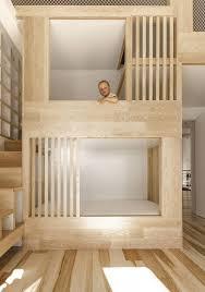 chambre mezzanine enfant lit pour enfant peu encombrant mezzanine surélevé gigogne