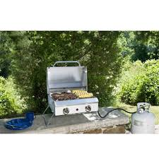 member s mark portable stainless steel gas grill sam s club