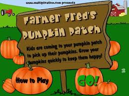 Where Did Pumpkin Patch Originate by Pumpkin Patch Free Online Multiplication Game Multiplication Com