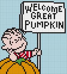 Linus Great Pumpkin Image by Linus