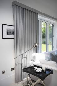 Sliding Door Curtain Ideas Pinterest by 3f2d978a855ba09ffa33238e505623d0 Curtain Rails Door Curtains Jpg