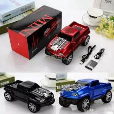 Best Ds 396bt Pickup Truck Car Bluetooth Wireless Speakers Mini ...