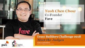 100 Chen Chow PwC Malaysia On Twitter Hes An Active Angel Investor With