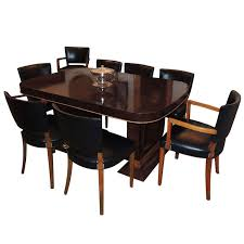 Art Deco Dining Room Furniture For Sale Buffets Tables Chairs Cabinets
