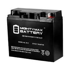 12 Volt Rechargeable Batteries