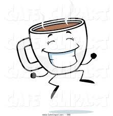 Cartoon Coffee Cup Clipart