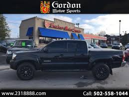 Used 2005 Toyota Tacoma For Sale In Louisville, KY 40291 Gordon ... 1987 Nissan Truck For Sale In Louisville Ky Caforsalecom Used Cars Trucks Gardner Inc For Louisville 40219 Ideal Autos Lonestar Group Sales Inventory Neutz Brothers New Diesel In Ky Brilliant Lug Nuts Hd Ford Rangers Less Than 5000 Dollars Cliff Sons Auto 1965 Dodge D100 Pickup Showroom Stock 1061 Custom Built Food Trucks