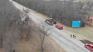 100 Truck Driver Jobs In Fresno Ca 1 Dead Wreck On I40 Near Henryetta News On 6