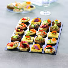 canapé style chicago style canapes thaw serve holdsworth foods
