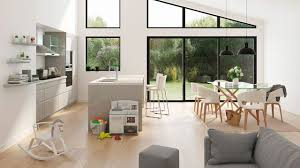 cuisine et maison sejour ouvert sur cuisine cuisine et sejour en image ouverte cuisine