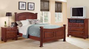 Vaughan Bassett Reflections Dresser by Cherry Bedroom Furniture Bedroom Design Decorating Ideas