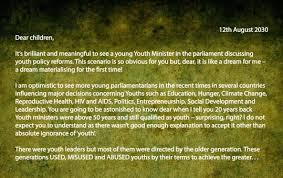 Letter to my children
