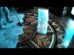 Poured Epoxy Flooring Kitchen by Self Leveling Epoxy Resin Floor Coating And 3d Flooring