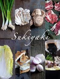 Beef Sukiyaki Recipe Japanese Hot Pot