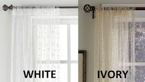 mirror sheer curtain panel available in 18 colors curtains drapes