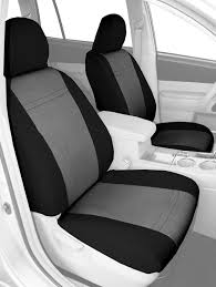 100 Dodge Truck Seat Covers CalTrend Front Row Bucket Custom Fit Cover For Select RAM