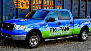 100 Propane Powered Trucks ROUSH F150 First Drive