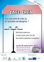 chambre du commerce cherbourg café créa cci ouest normandie