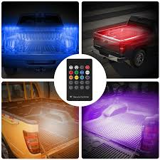 1 Kit RBG LED Truck Bed Ambient Lighting Accessories 12V Universal ... Undcover Ultra Flex Truck Bed Cover 42018 Gmc Sierra 1500 66 Tacoma Rack Active Cargo System For Long 2016 Toyota Trucks Under Led Lighting Interior Designs Ideas Aprivateaffairus Nissan Utilitrack Usa Bed Lights My First Mod World Robin Electronics Ford Fseries Tenth Generation Wikipedia 8pcs White Pick Up Rear Work Box Led Pods Ram Stowe Systems Management Lights Amazoncom Adarac Alinum Alterations