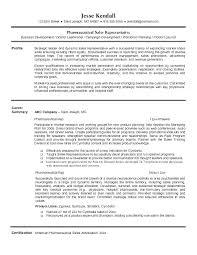 Telemarketing Resume Sample For Sales Representative Pharmaceutical Example Samples