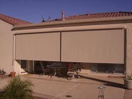 top exterior patio shades roll shades discount solar screens