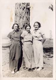 women in trousers mid 1930s what real people wore u2013 wearing